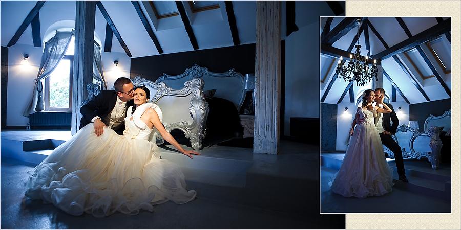 designul albumului de nunta -fotograf Radics Zoltan
